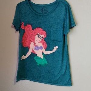 Nerdy Ariel shirt
